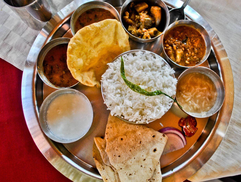 Foto: Comida india