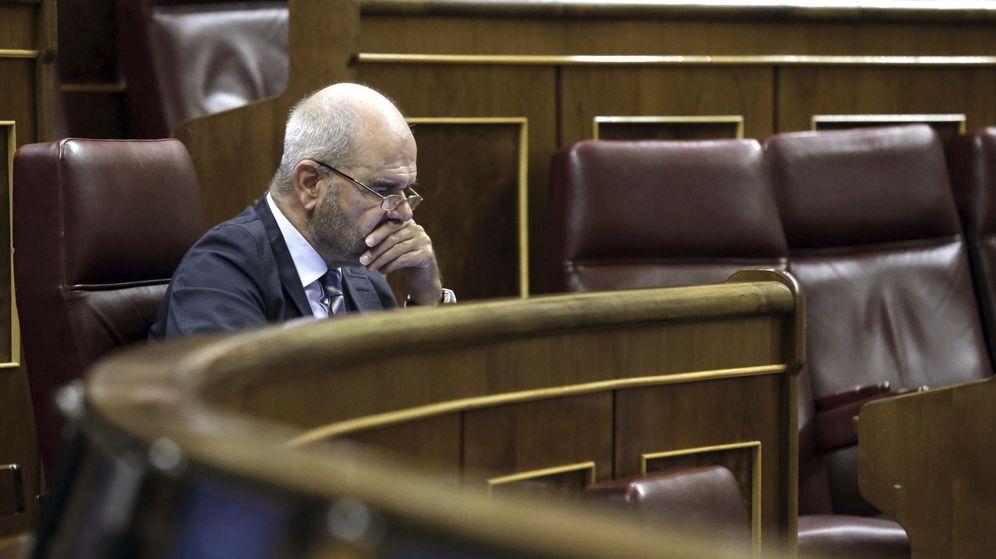 Foto: El expresidente andaluz, Manuel Chaves. (EFE)