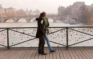 San Valentín: 3 viajes románticos