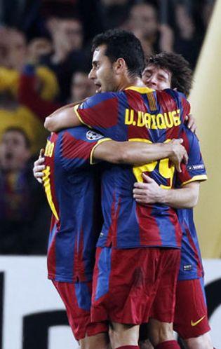 Foto: Cuando Víctor Vázquez era mejor que Messi