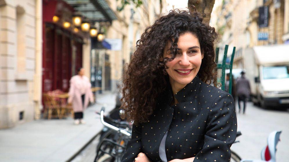 Foto:  Claire Certain, directora de tendencias de la exitosa app.