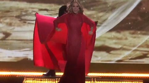 Edurne, de caperucita roja a diosa griega:  así irá vestida en Eurovisión