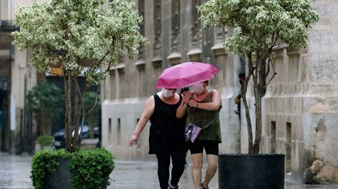 Agosto, el mes de las vacaciones de verano, llega con temperaturas anormalmente bajas