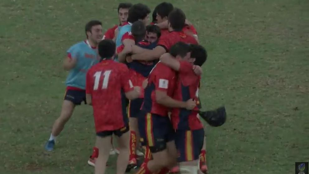 España Sub 20 tumba a un gigante del rugby: a un paso de pensar a lo grande