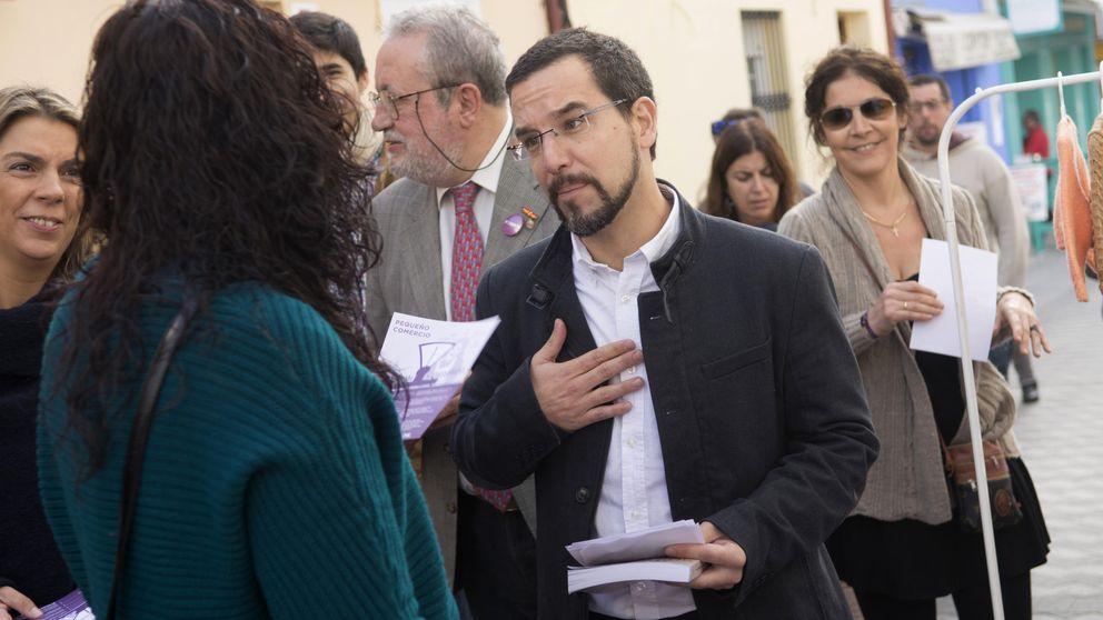 El sindicalista arrepentido del SAT que ejercía como 'poli malo' de Podemos