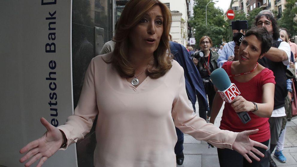Susana Díaz solo gana en Andalucía y encaja una dura derrota