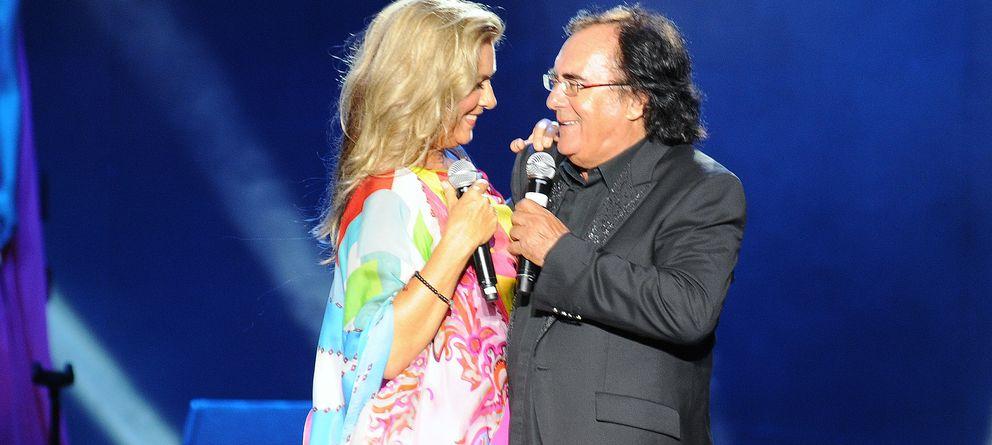 Foto: Concierto de Romina y Albano después de 20 años