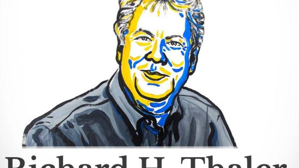 Foto: Richard H. Thaler, Nobel de Economía de 2017