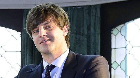 El hijo de Ernesto de Hannover anuncia boda con una sensual diseñadora rusa