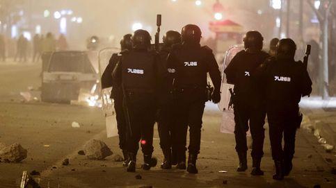 Condenan a cinco de los seis acusados por los disturbios de Gamonal en 2014