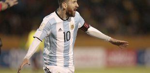 Post de Messi, Masterchef y la venganza de las croquetas