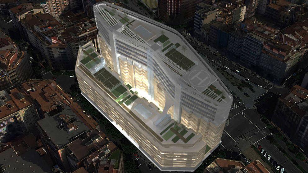 Colau paraliza las obras del Canalejas catalán: el mayor residencial de lujo de Barcelona