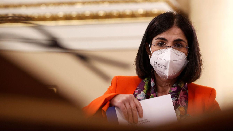 El Gobierno vacunará a Policía y Guardia Civil en Cataluña tras ignorarlos la Generalitat
