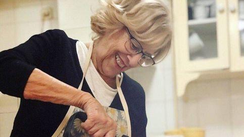 La cocina de Manuela Carmena entra en campaña