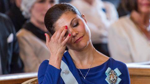 El drama de Victoria de Suecia con su desorden alimenticio (según ella misma)