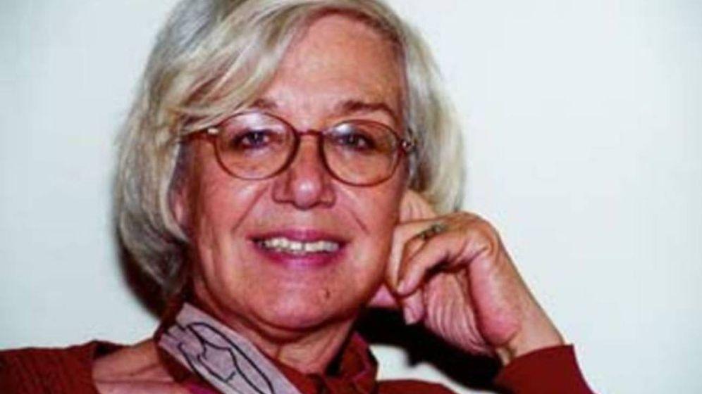 Foto: María Dolores Rico Oliver en una foto de archivo de RTVE.