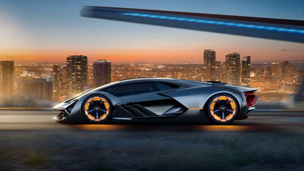 Lamborghini Terzo Millennio, preparando el futuro