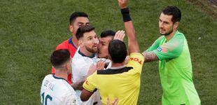 Post de La Conmebol sanciona tres meses a Messi por sus declaraciones en la Copa América