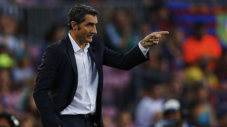 La lesión de Dembélé, otra prueba para el Txingurri Valverde