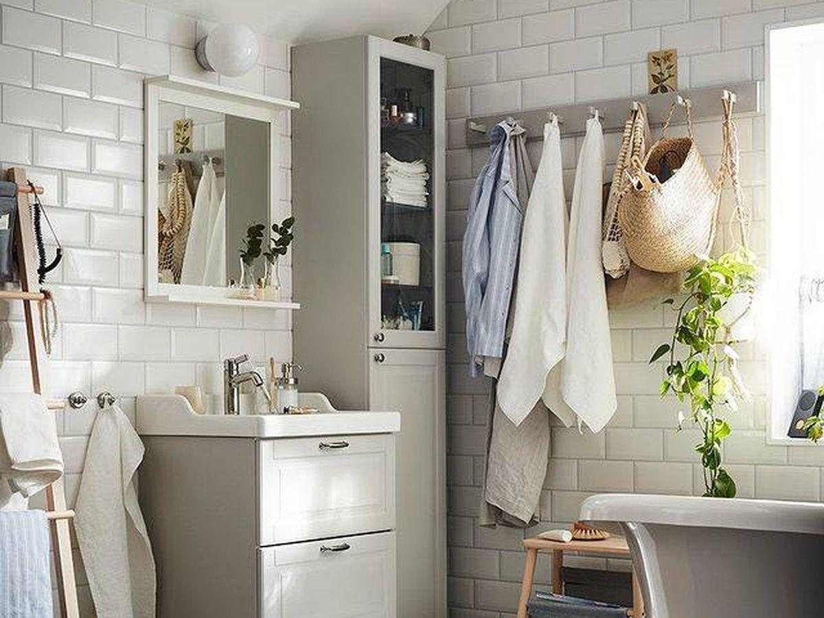 Foto: Estas son las compras perfectas de Ikea para renovar tu baño. (Instagram, @ikeaspain)