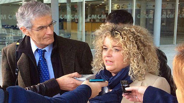 Foto: La alcaldesa de Aranjuez, Nina Moreno. (Fotografía: PSOE)