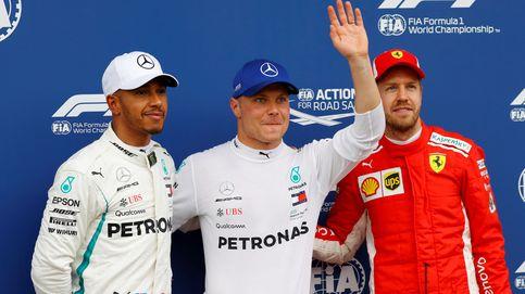 Clasificación del GP de Austria: Pole de Bottas con Sainz 9º y Alonso 14º
