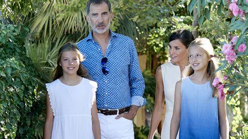 ¿Por qué no han ido Letizia y sus hijas a ver al rey Juan Carlos? Esta es la explicación