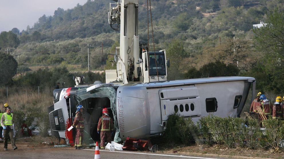 Los Reyes envían un mensaje de apoyo a las víctimas del accidente de autocar