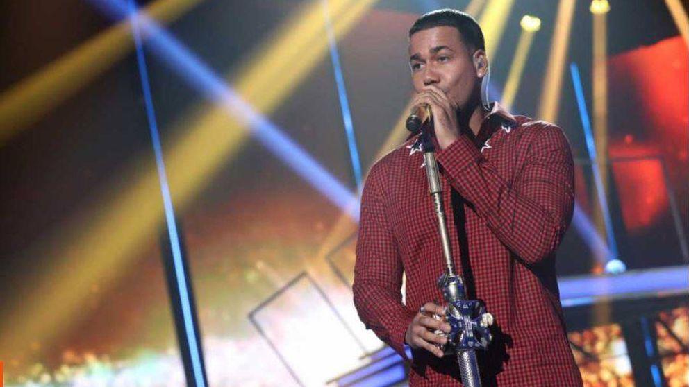 Romeo Santos y su exitoso reggaeton conquistan el plató de 'OT 2017'