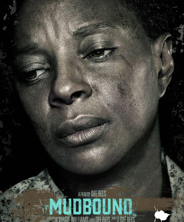 Foto: Uno de los póster oficiales de 'Mudbound'. (Netflix)