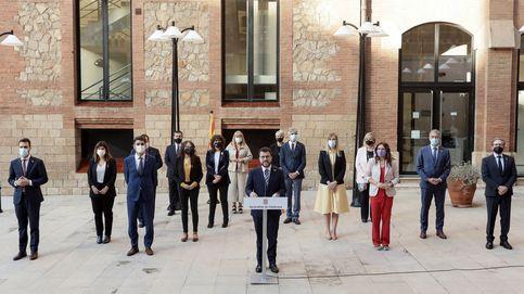 Aragonès y Puigdemont se disputan la herencia política del referéndum del 1-O