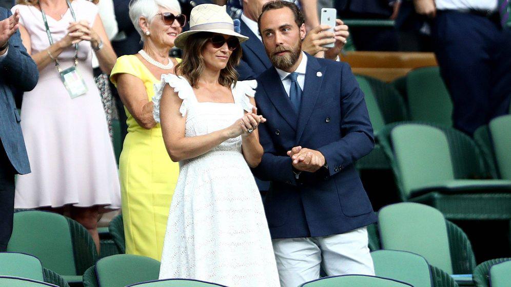 Foto: Pippa y James Middleton. (Cordon Press)