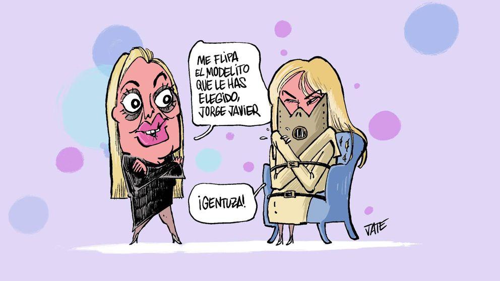 La mala gestión de las emociones de Alba Carrillo y Lucía Pariente