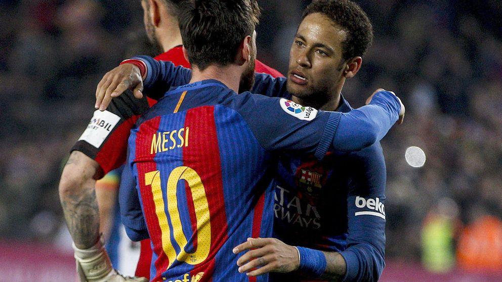 El Brexit puede cerrar las puertas del Reino Unido a Neymar y Messi