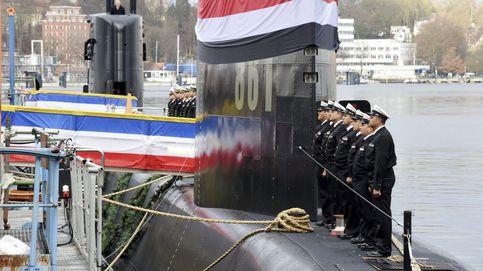 Nuevos submarinos para Egipto
