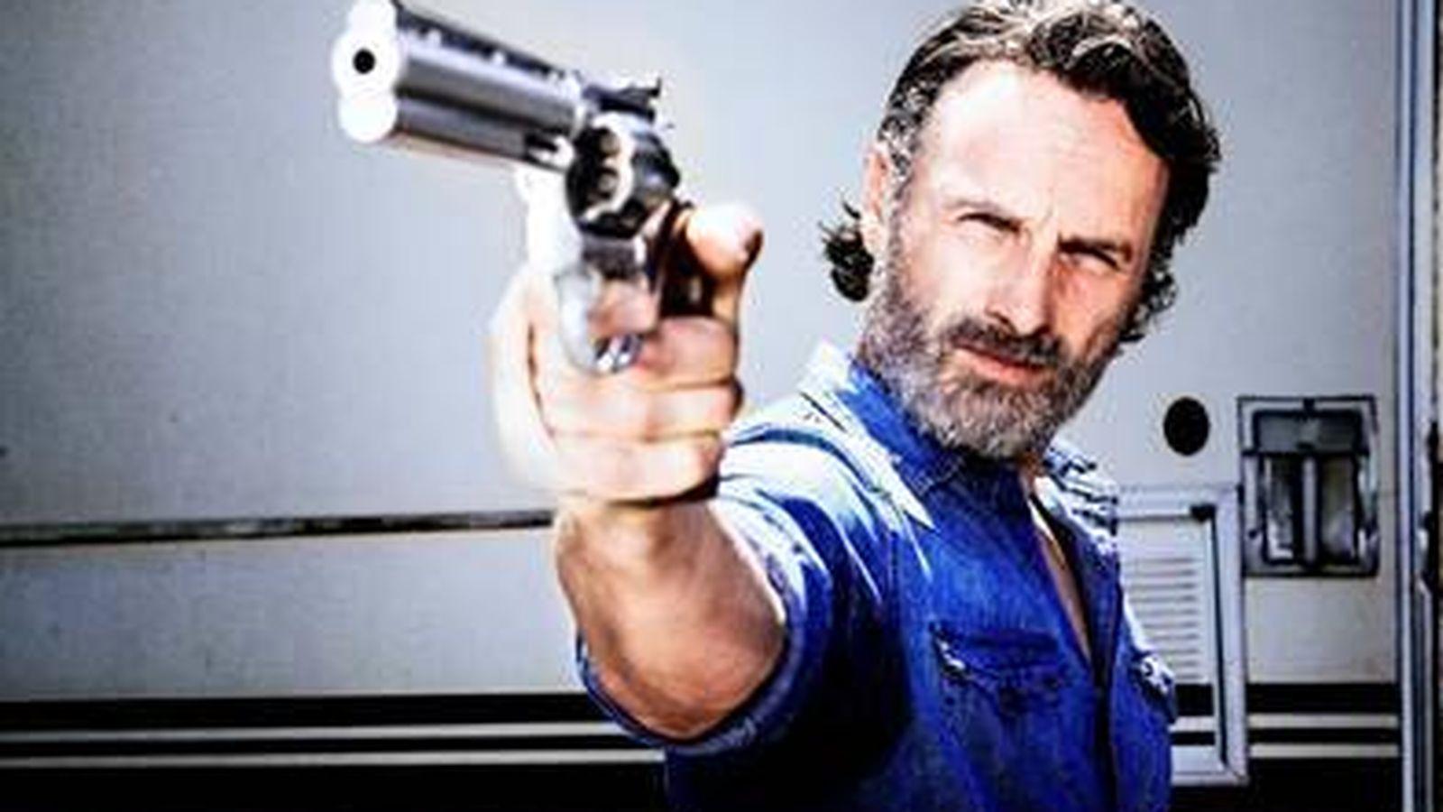 Foto: FOX España estrena la octava temporada de 'The Walking Dead'.