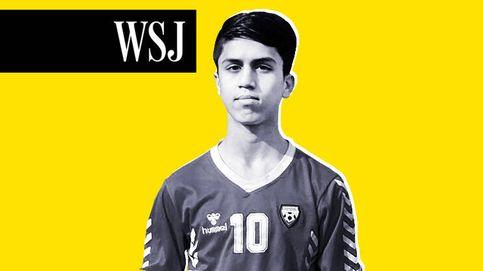La historia del futbolista afgano de 17 años que cayó del avión al huir de Kabul