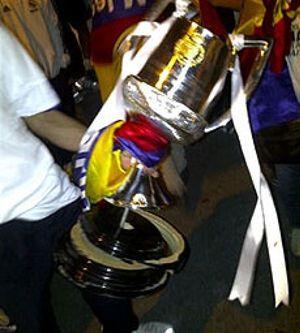 Primera imagen del 'Copacidio' de Sergio Ramos
