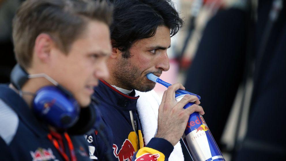 Sorprender a Red Bull, puntuar y sin 'fardar': Sainz, en su etapa clave del 2017