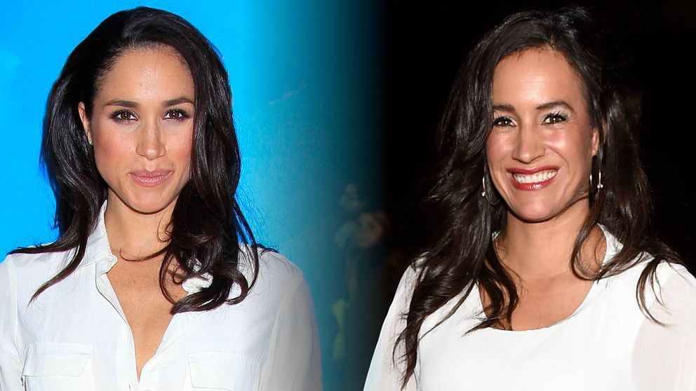 Meghan Markle y Begoña Villacís, ¿gemelas separadas al nacer?
