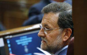 """Rajoy: """"No me ha llamado nadie de Moncloa para hablar de la crisis"""""""