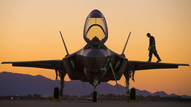 F-35A. (USAF)