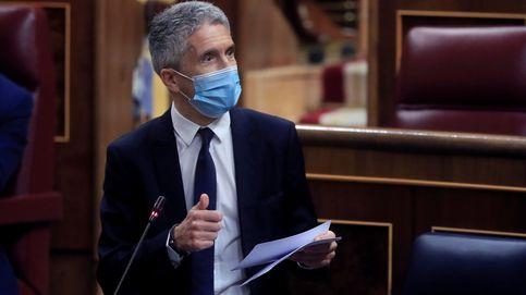 Marlaska supera las nuevas peticiones de reprobación impulsadas por PP y Vox