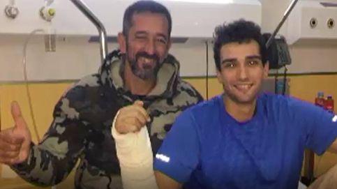 El doctor Cavadas reimplanta a un marine una mano después de 10 horas amputada