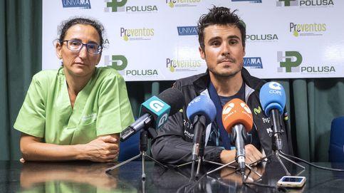 Gómez Noya: Es un golpe duro, pero voy a luchar con ello igual