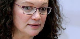 Post de La líder de los socialdemócratas alemanes deja el partido tras el 'sorpasso' de Los Verdes