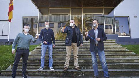 10.000 'llaveros' gratis para no contagiarse: la ingeniosa idea de unos empresarios gallegos