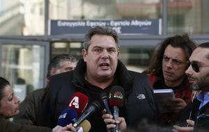Panos Kammenos, el 'rebelde' que expulsó  Antonis Samarás por oponerse a la Troika
