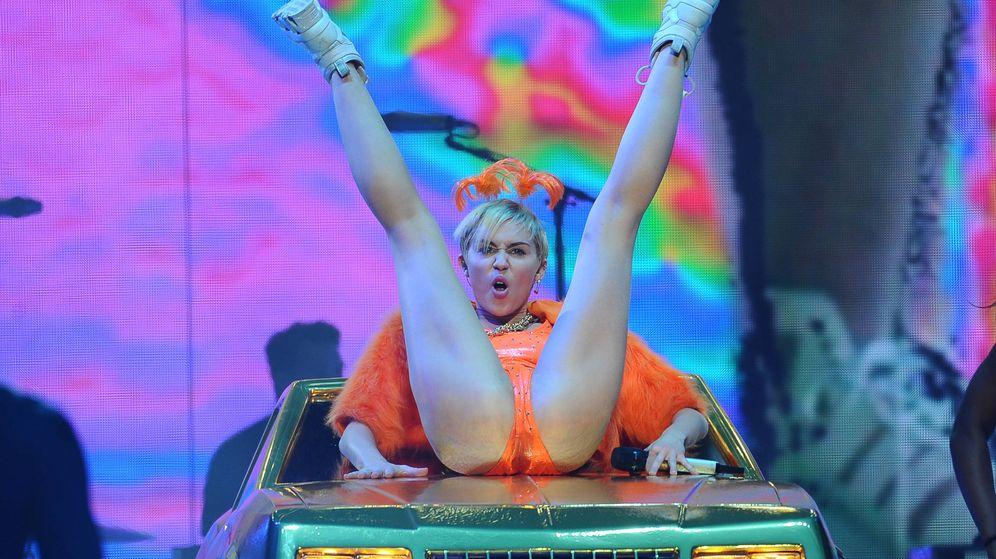 Foto: La cantante Miley Cyrus en una imagen de archivo. (Gtres)
