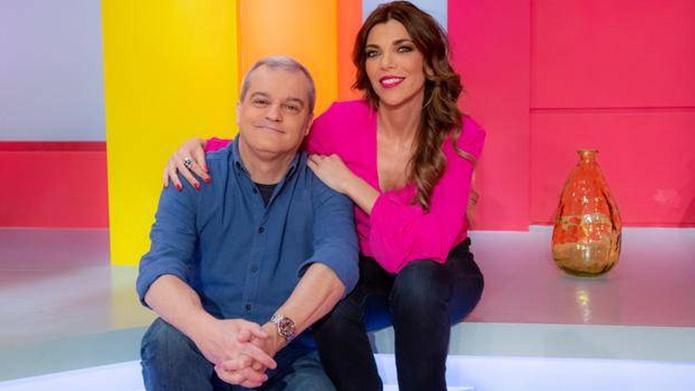Ramón García, en una imagen promocional de 'En compañía'. (CCM)